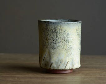 Yunomi - tea cup. Made from local native clay from The Dingle Peninsula. #233