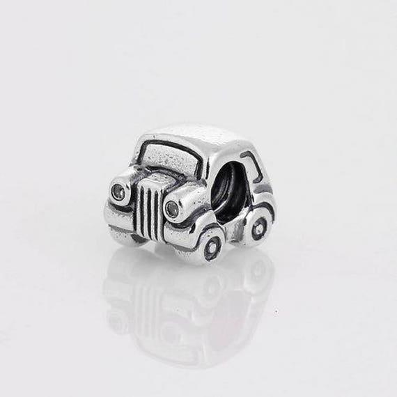pandora vintage car charm