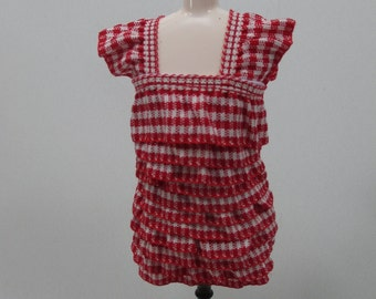 Handmade clothing a top layer blouse for Blythe,Pullip doll  A-8