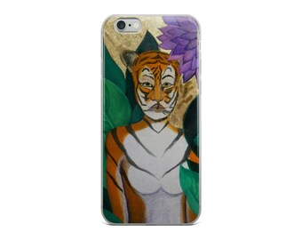 Tigress iPhone 5/5s/Se, 6/6s, 6/6s Plus Case