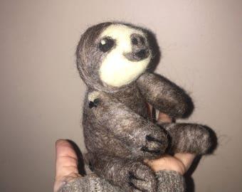Sloth doll