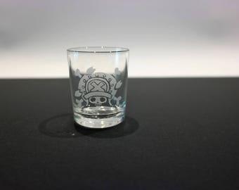 Glass shot One Piece - Chopper