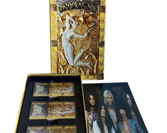 Aerosmith Pandora's Box 3 Cassette & Book Collector's Set 1991 Sony Music