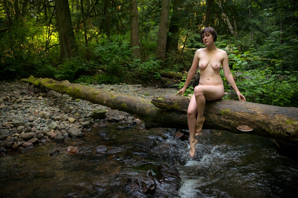 Beautiful Naked Women In Nature