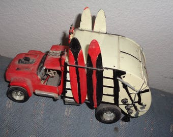 monogram garbage truck model