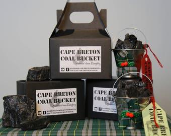 The Naughty Cape Breton Coal Bucket