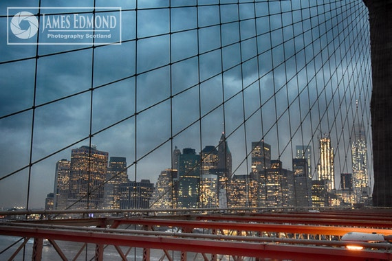 New York Digital Download, Landscape, Brooklyn Bridge, Brooklyn, Fine Art Photography, NYC Photography, City Photography, New York Prints
