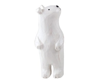 T-lab polepole animal parent and child Polar bear child