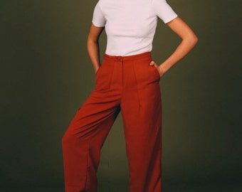 UME TOASTED TROUSERS