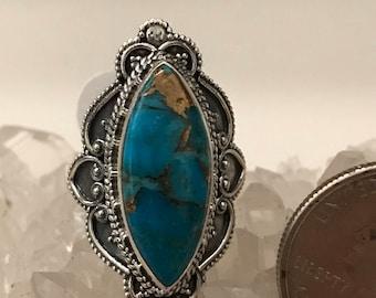 Arizona Turquoise Size 10