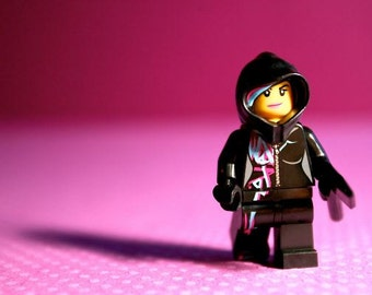 Wyldstyle/ Lucy Lego - Photograph - Various Sizes