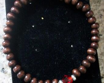 Red Earthen Bracelet