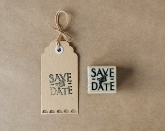 Save The Date Rubber Stamp, Rubber Stamps, Wedding Rubber Stamps, Wedding Decorations, Wedding Stationery, DIY Wedding, Wedding Supplies