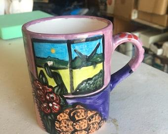 Day of the Dead Mug - Frida's Casita