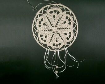 Dreamcatcher Mandala crochet