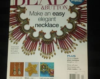 Bead & Button ~ Issue 94  ~ December 2009 Jewelry Design Project How-To Magazine Back Issue