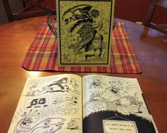 "Bunk #5: ""Collideoscope"" Comic Art Zine"