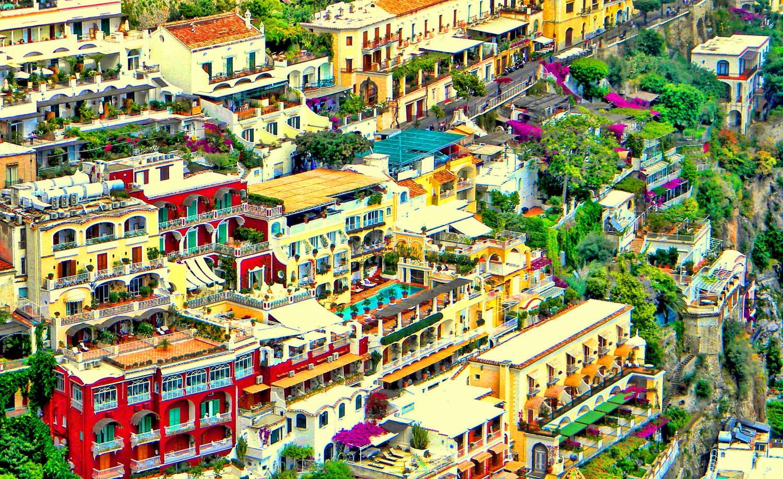 Positano photo Italy photo Wall Art photo Italy landscape