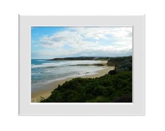 Digital Photo - Torquay Surf Beach - Victoria Australia