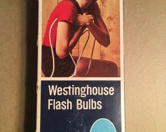 Westinghouse Flash Bulbs Vintage Retro Analog Camera Film 35mm