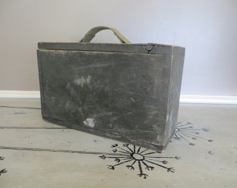 WW2 Issue Ammo Box Ammo Chest Military Collectibles 49-1-84