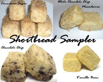 Shortbread Sampler 2 Dozen Assorted