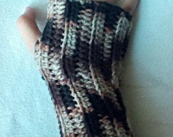 Crochet Fingerless Gloves, Fingerless gloves, hand warmers, fingerless handwarmers