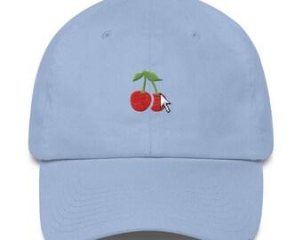 Cherry Icon Hat
