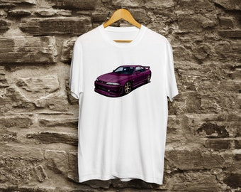 Nissan Skyline GTR Shirt, Hakosuka T Shirt, JDM Shirt, Japan Car Shirt