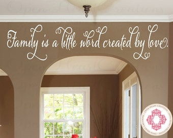 Family/Home Wall Decals