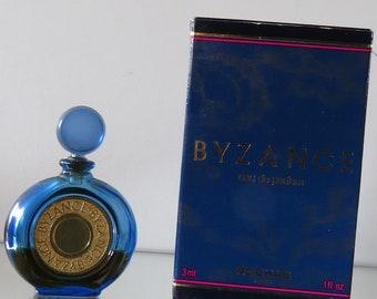 Byzance by Rochas - half FULL - Miniature perfume bottle - Eau de Toilette Parfum-