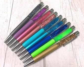 Floating Glitter Filled Sparkle Foil Pen