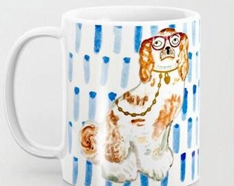 REDHEAD IN GLASSES Mug