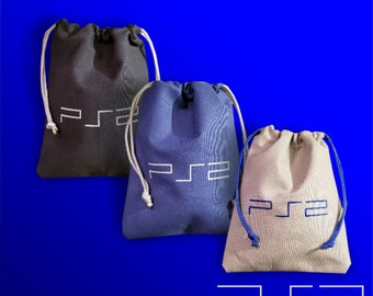 PlayStation 2 pull string controller bags