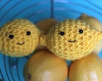 Little Crochet Lemon