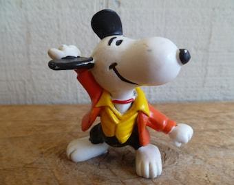 Snoopy Pvc Figure United Features Vintage