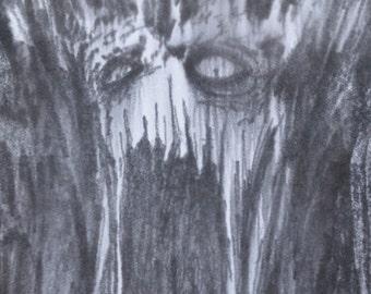 The Nightmare Man (print)