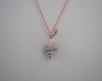 Sea snail Necklace
