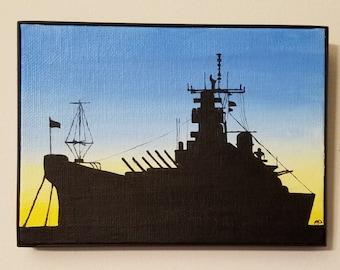 Battleship New Jersey, Camden, NJ