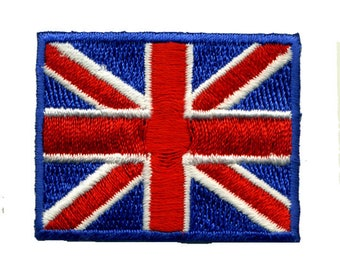 patch Thermo flag Union Jack United Kingdom