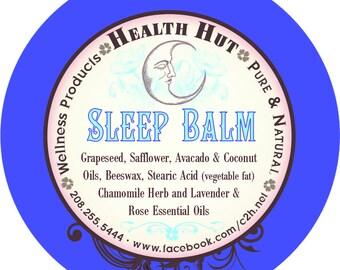 Sleep balm large 4oz tin
