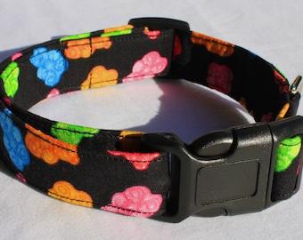 Gummi Bears Dog Collar Size XS, S, M or L
