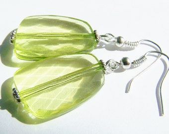 SALE - Firefly - vibrant earrings - affordable earrings - weddings - bridesmaids - A beautiful gift - beach - sale - spring - Summer