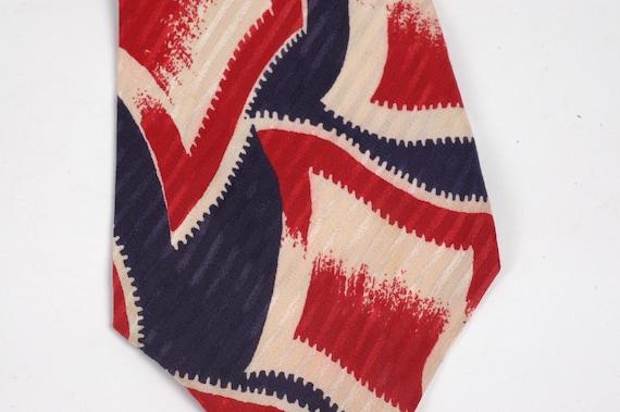 1940s true vintage tie, Lindy hop