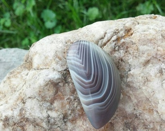 Botswana agate cabochons, free form cabochons