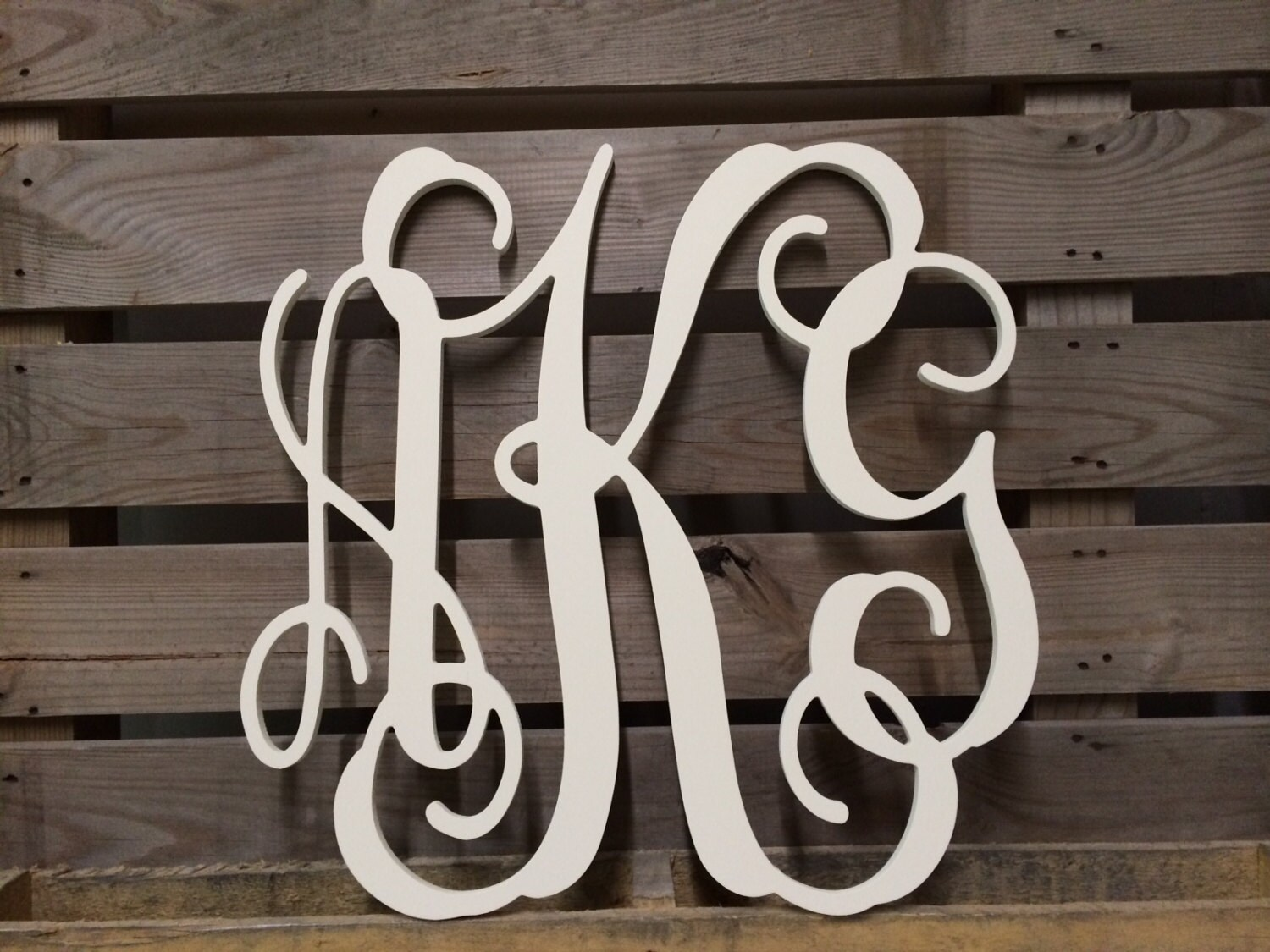 Cursive Wall Letters Prepossessing Painted Monogram Extra Large Wall Letters 30 Cursive Design Decoration