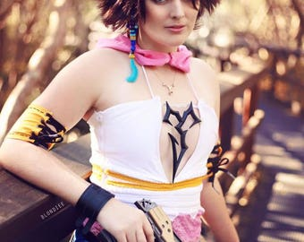 Yuna's Chest Piece (Final Fantasy X-2)
