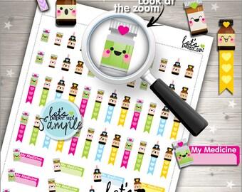 60%OFF - Medicine Stickers, Printable Planner Stickers, Prescription, Medication, Kawaii Stickers, Planner Accessories, Medicine Flags