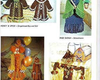 Macrame Guys N Gals:  Macrame Pattern Book No. 1 PD-1081