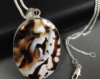 agate stone pendent,pendant necklace,mother's day gift, Birthday gift, Anniversary gift, gift for her,Valentine gift, gift for women